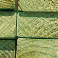 Termite resistant timber
